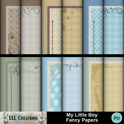 My_little_boy_fancy_papers-01