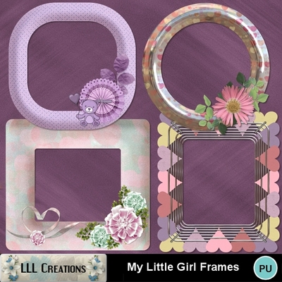 My_little_girl_frames-01