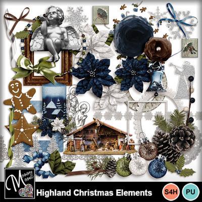 Highland_christmas_elements