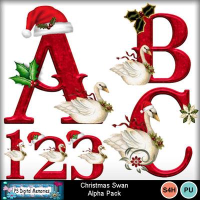 Christmas_swan