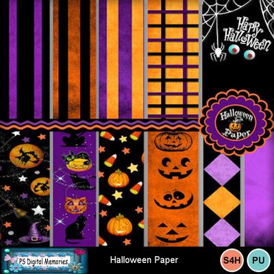 Halloween_paper