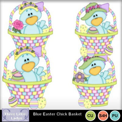 Blue_easter_chick_basket