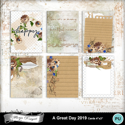 Pv_florju_agreatday_cards