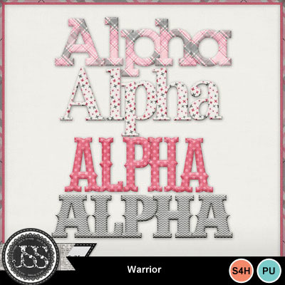 Warrior_alphabets