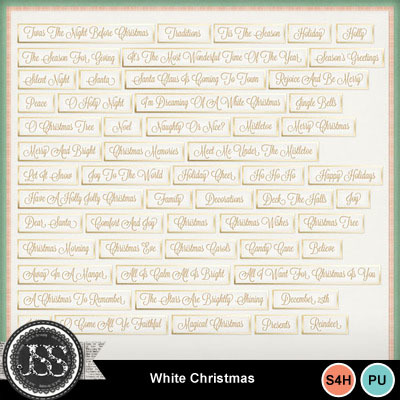 White_christmas_labels