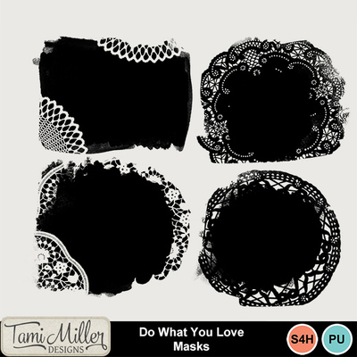 Do-what-you-love-masks