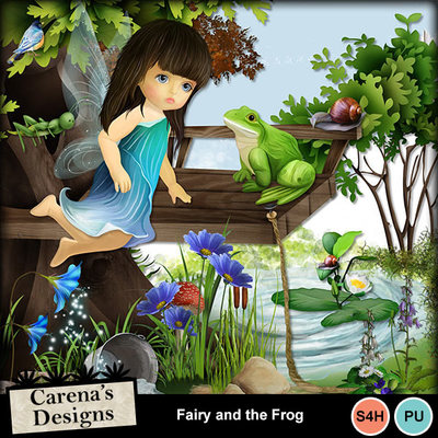 Fairy-and-the-frog-elements