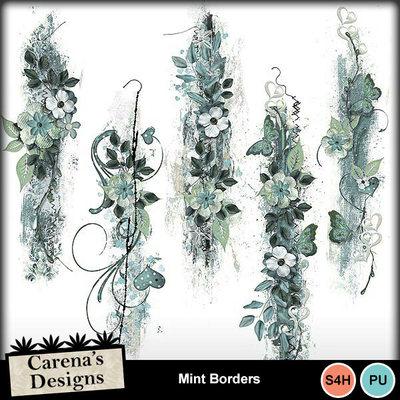 Mint-borders