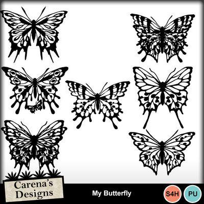 My-butterfly