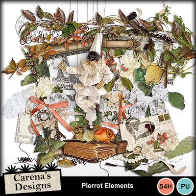 Pierrot-elements