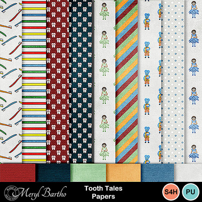 Toothtales_papers