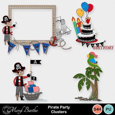 Piratebirthdayparty_clusters