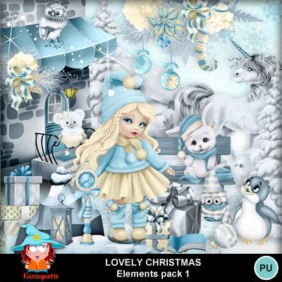 Kastagnette_lovelychristmas_elmt1