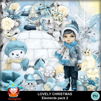 Kastagnette_lovelychristmas_elmt2