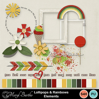 Rainbows_lollipops_elements