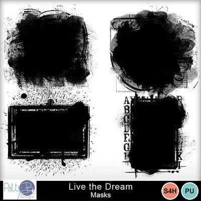 Pbs_live_the_dream_masks
