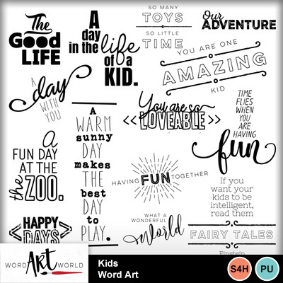 Kids_word_art