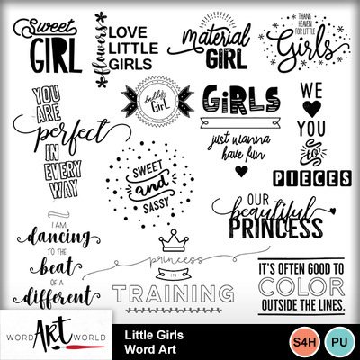 Little_girls_word_art