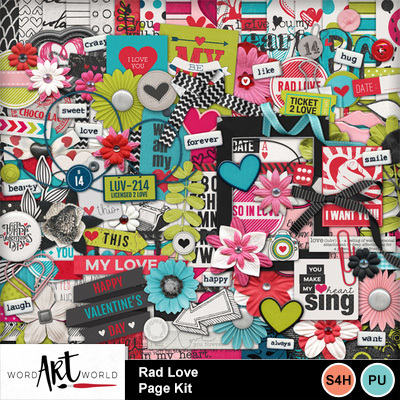 Rad_love_page_kit