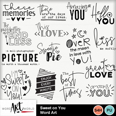 Sweet_on_you_word_art