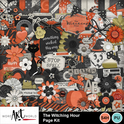 The_witching_hour_page_kit