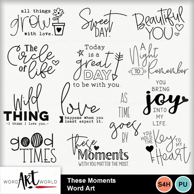 These_moments_word_art