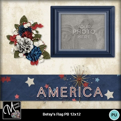 Betsysflagpb12x12preview