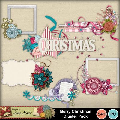 Merrychristmasclusters
