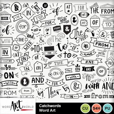 Catchwords_word_art