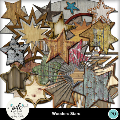 Pdc_mmnew600-wooden_stars
