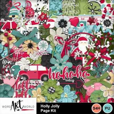 Holly_jolly_page_kit