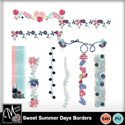 Sweet_summer_days_borders