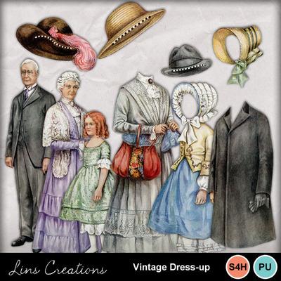 Vintagedressup