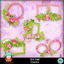 Kastagnette_teatime_clusters_pv_small