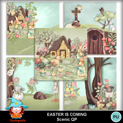 Kastagnette_easteriscoming_scenicqp_pv