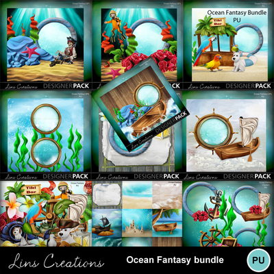 Oceanfantasybundle