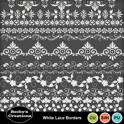 White_lace_borders