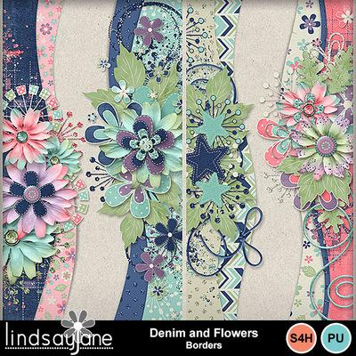 Denimandflowers_borders01