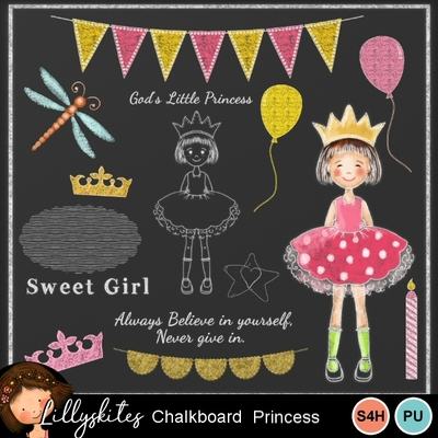 Blackboard_princess
