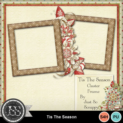 Tis_the_season_cluster_frame_freebie