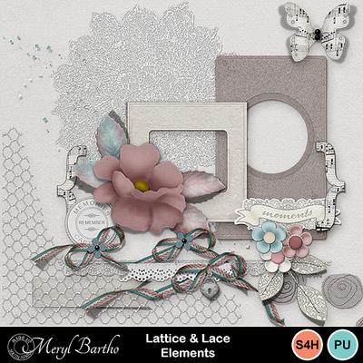 Latticeandlace-elements
