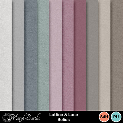 Latticeandlace-solids