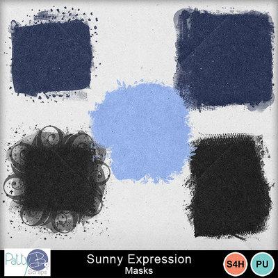 Pbs-sunny-expression-masks