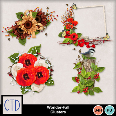 Simply-wonder-fall-clusters-1