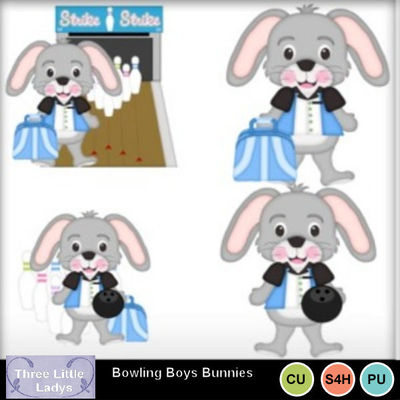 Bowling_boys_bunnies