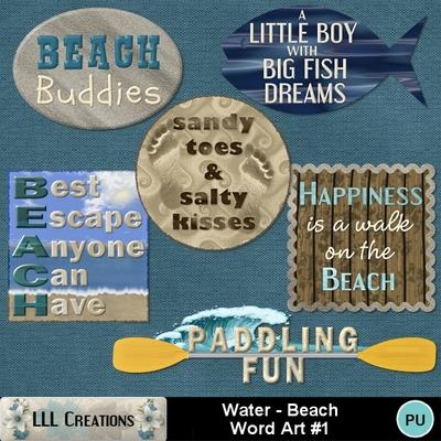 Water-beach_word_art_1-01