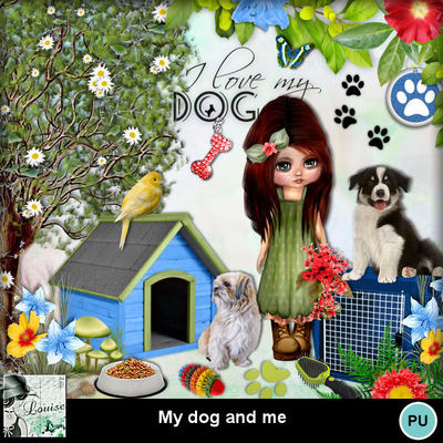 Louisel_my_dog_and_me_preview