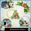 Louisel_my_dog_and_me_clusters2_preview_small