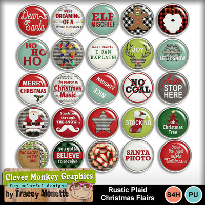 Cmg-rustic-plaid-christmas-flairs