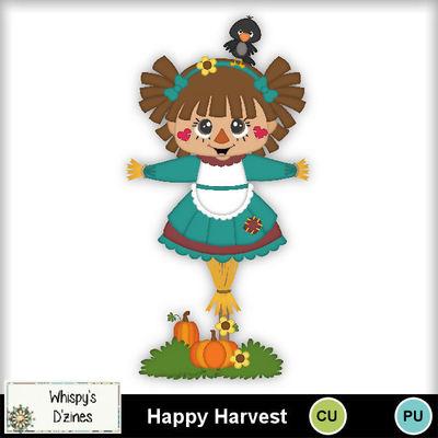 Wdcuhappyharvestcapv
